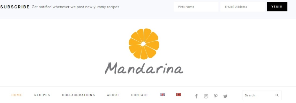 Mandarina Yum